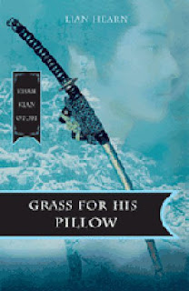 Donload Novel : Grass For His Pillow (klan otori 2)