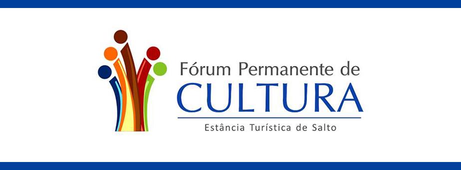 FÓRUM PERMANENTE DA CULTURA - de Salto