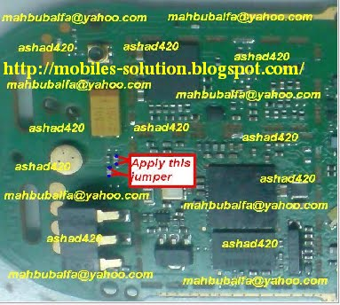 Nokia C1-00 Full repairing solution ~ Mobiles Solutions