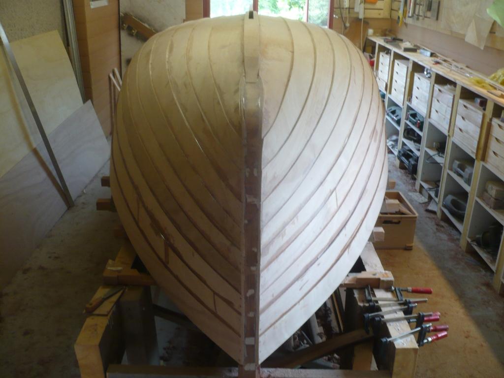 L 39 histoire d 39 un projet construction d 39 un bateau en bois le bordage for Projet construction