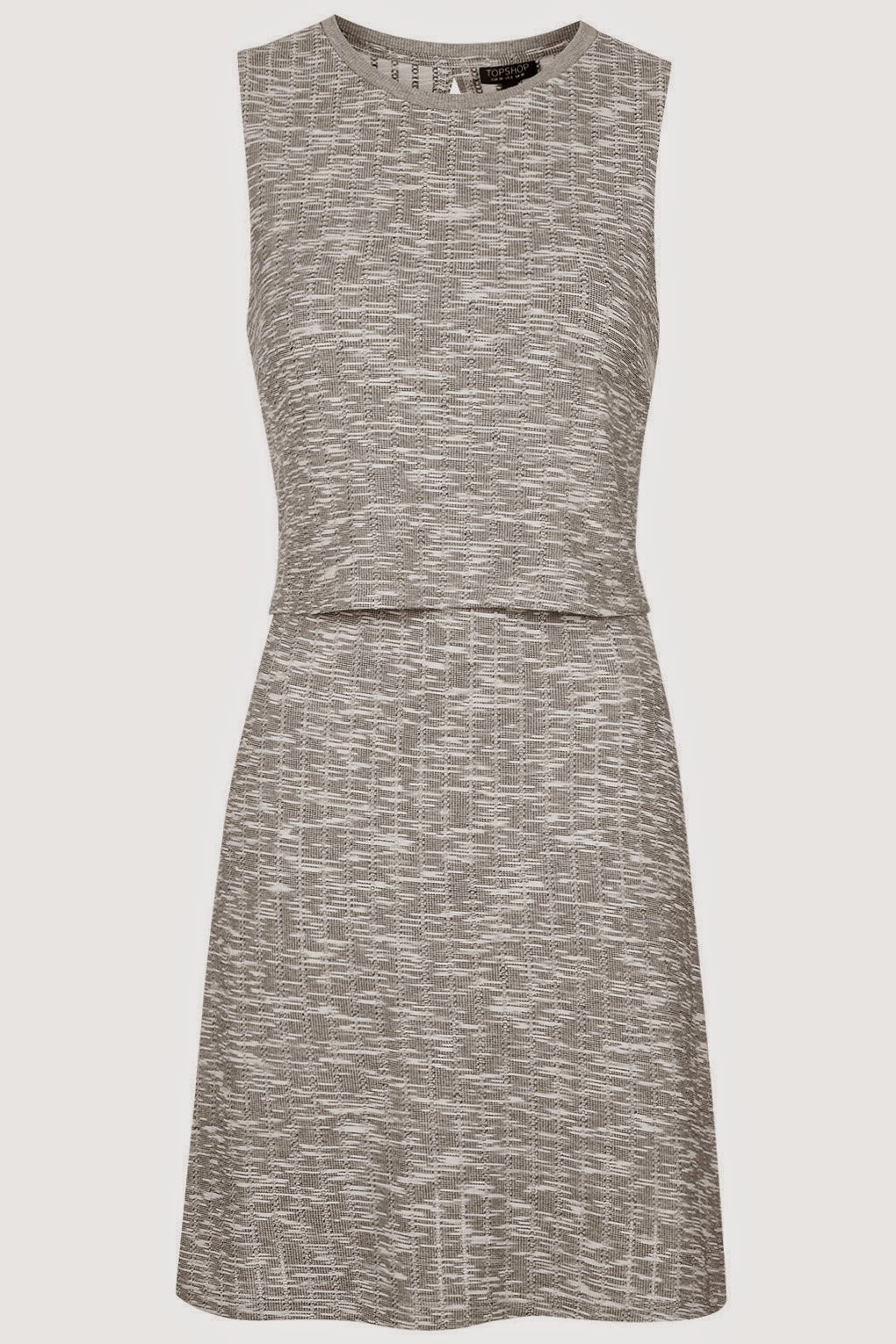 grey topshop dress,
