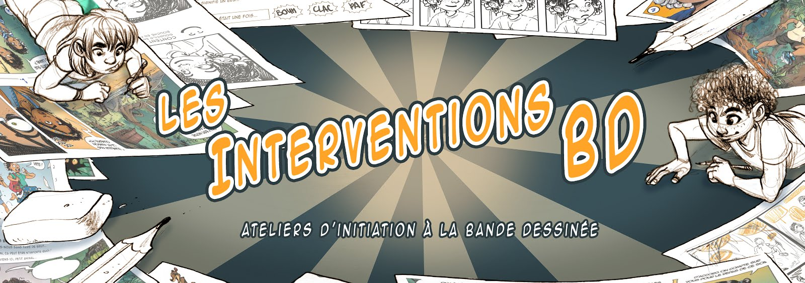 Les Interventions BD