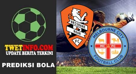 Prediksi Brisbane Roar vs Melbourne City