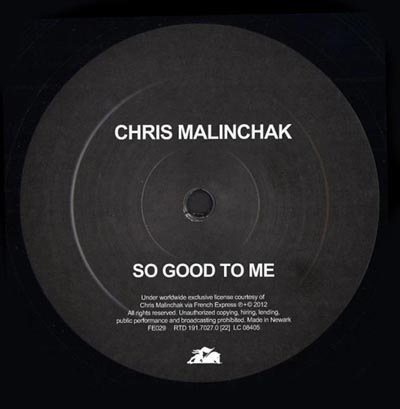 El tino chris malinchak so good to me for Good house music