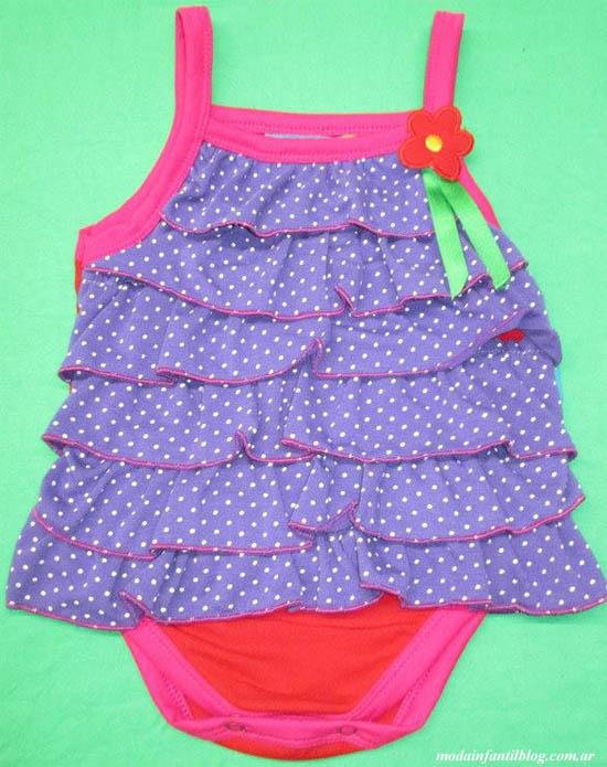 ropa para bebes flow kids verano 2014