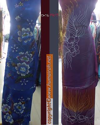 batik sutera terengganu 4
