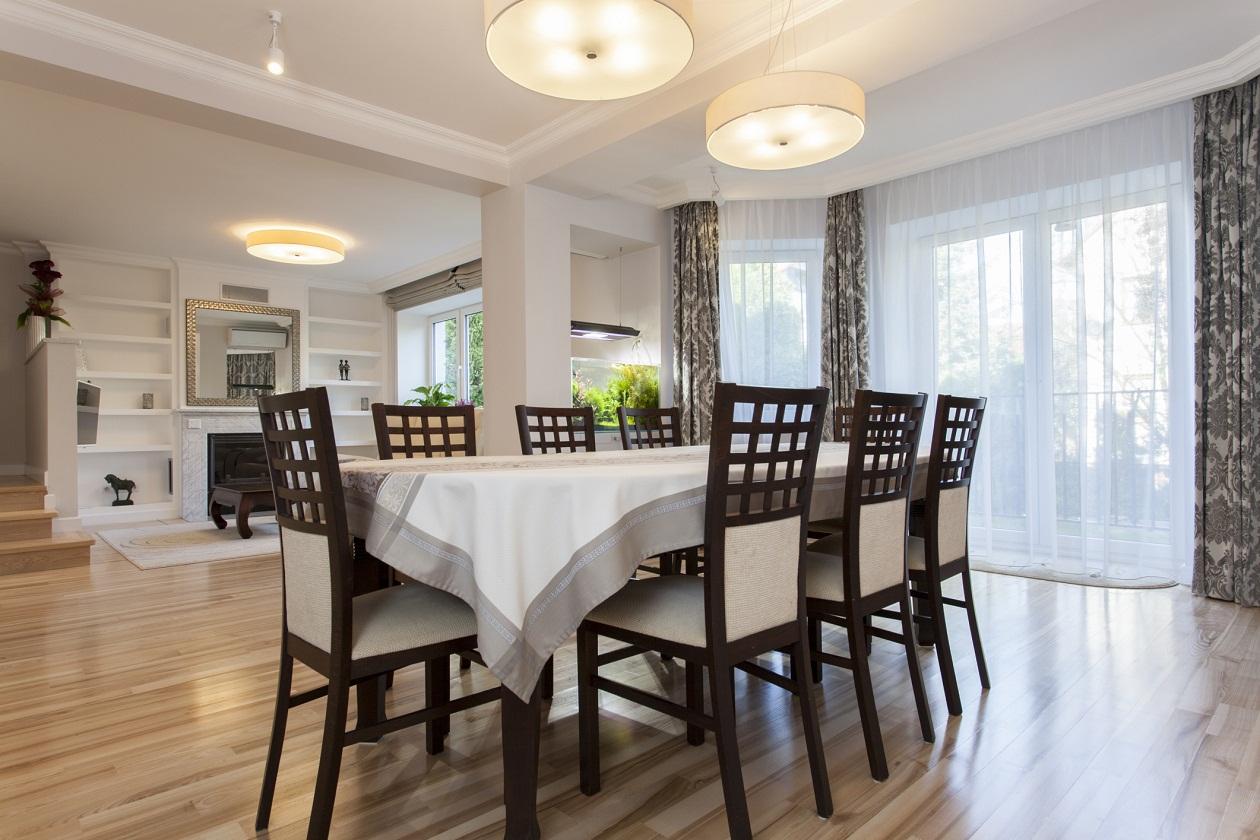 Ide Untuk Desain Dapur dan Ruang Makan Modern