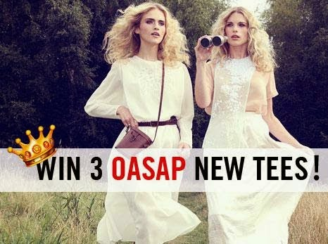 http://tictacliving.blogspot.pt/2014/04/win-3-oasap-new-tees-yes-you-heard-me.html