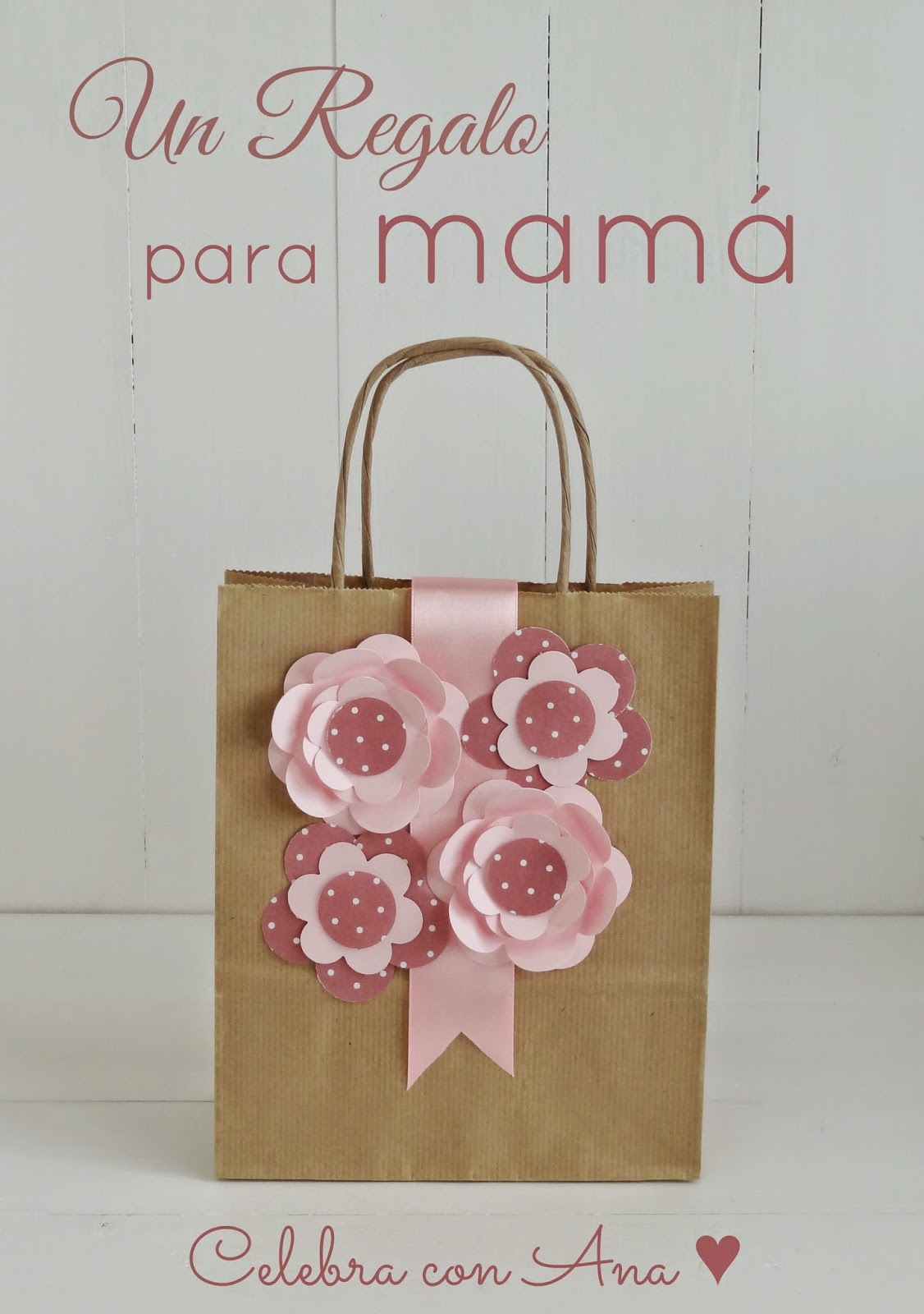 Celebra con ana compartiendo experiencias creativas un for Ideas para mama