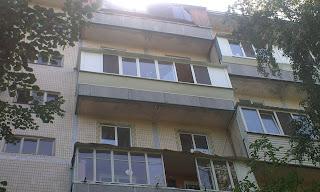 balkon, kricha, vinos, okna, rehau