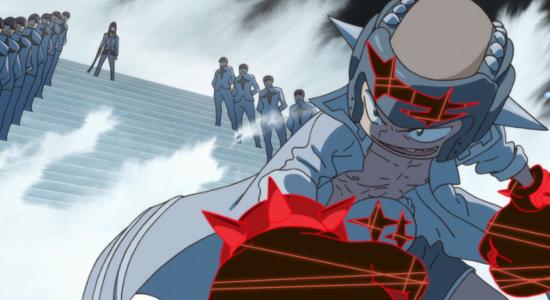 Recenzja anime Kill la Kill (2013). Studio Trigger.