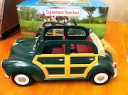 Sylvanian Families family car.
