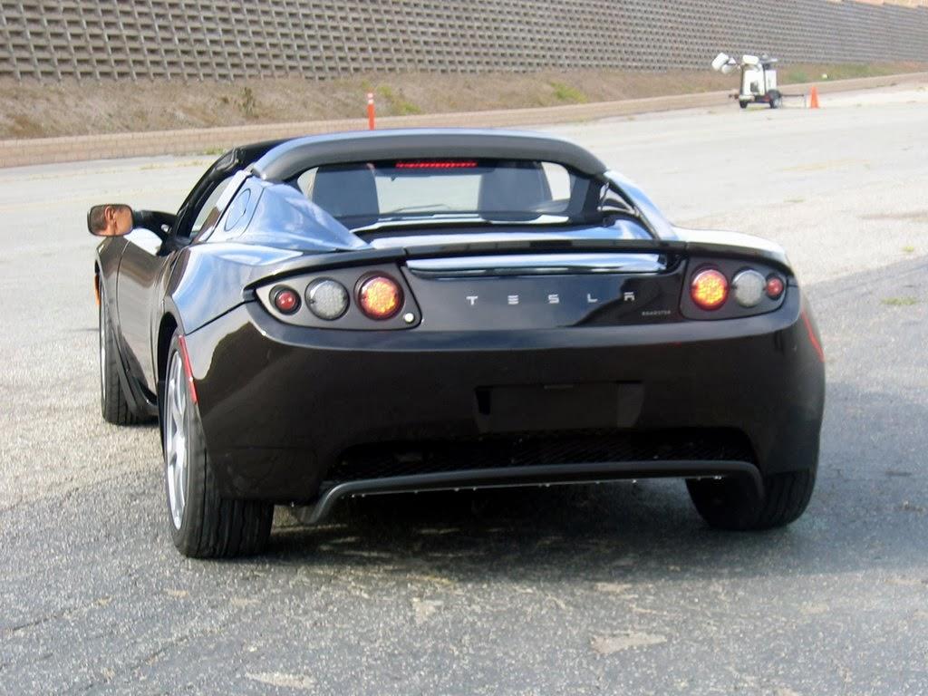 Tesla Cars Images