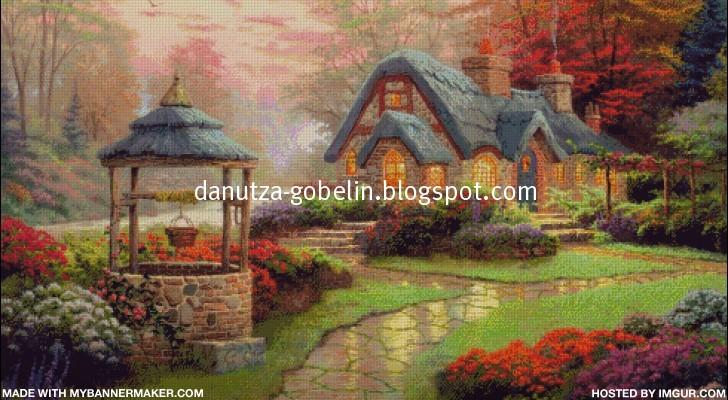 Danutza - gobelin