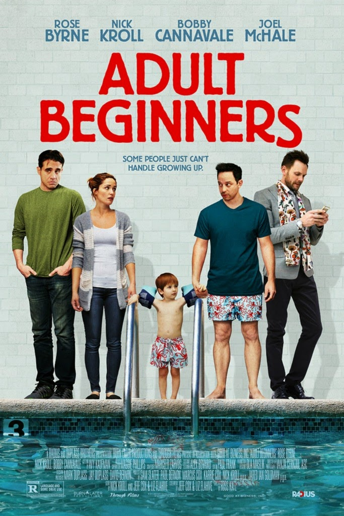Adult Beginners 2014 poster