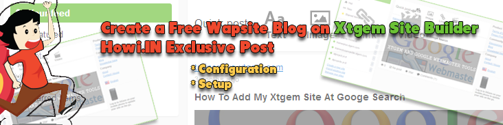 Xtgem Blogging Option