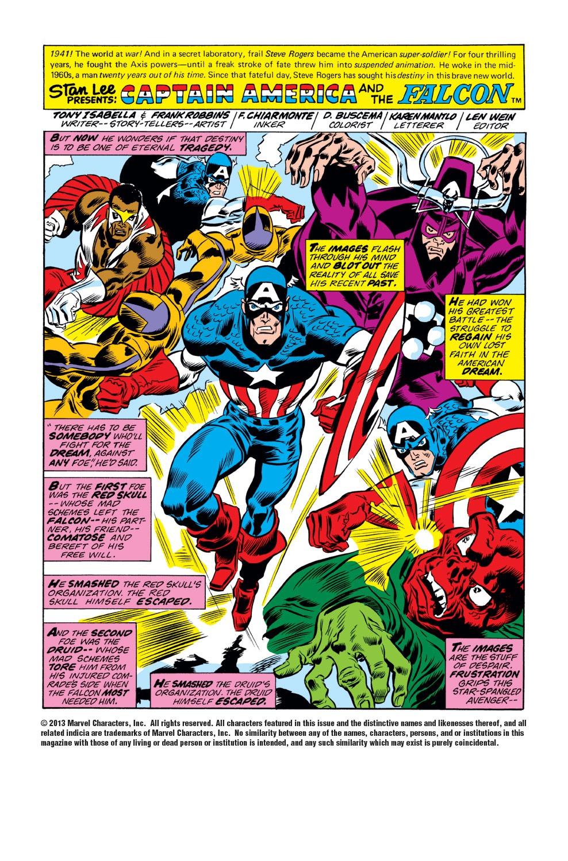 Captain America (1968) Issue #189 #103 - English 2