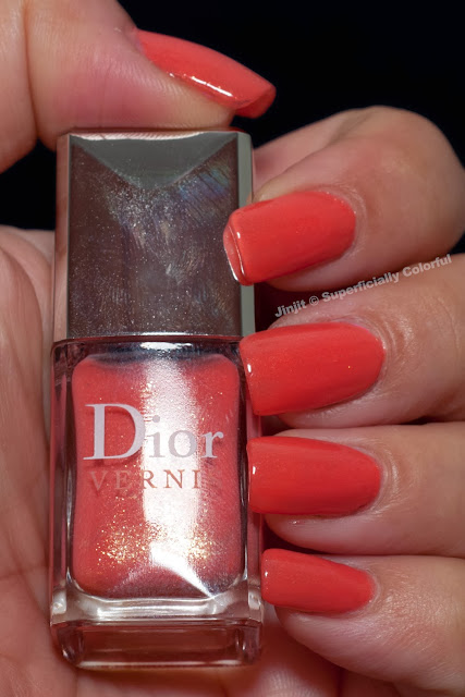 Dior - Mandarine Orange