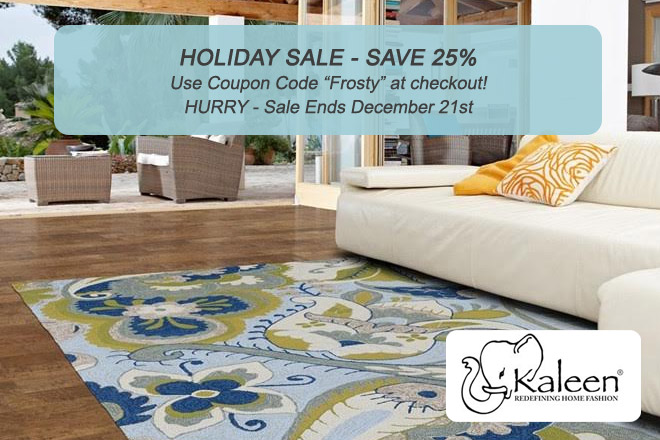 Introducing Kaleen Rugs