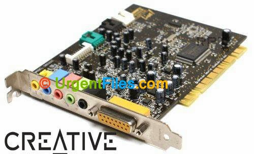 Creative Sound Blaster SB0200 Live 5.1 Audio Drivers