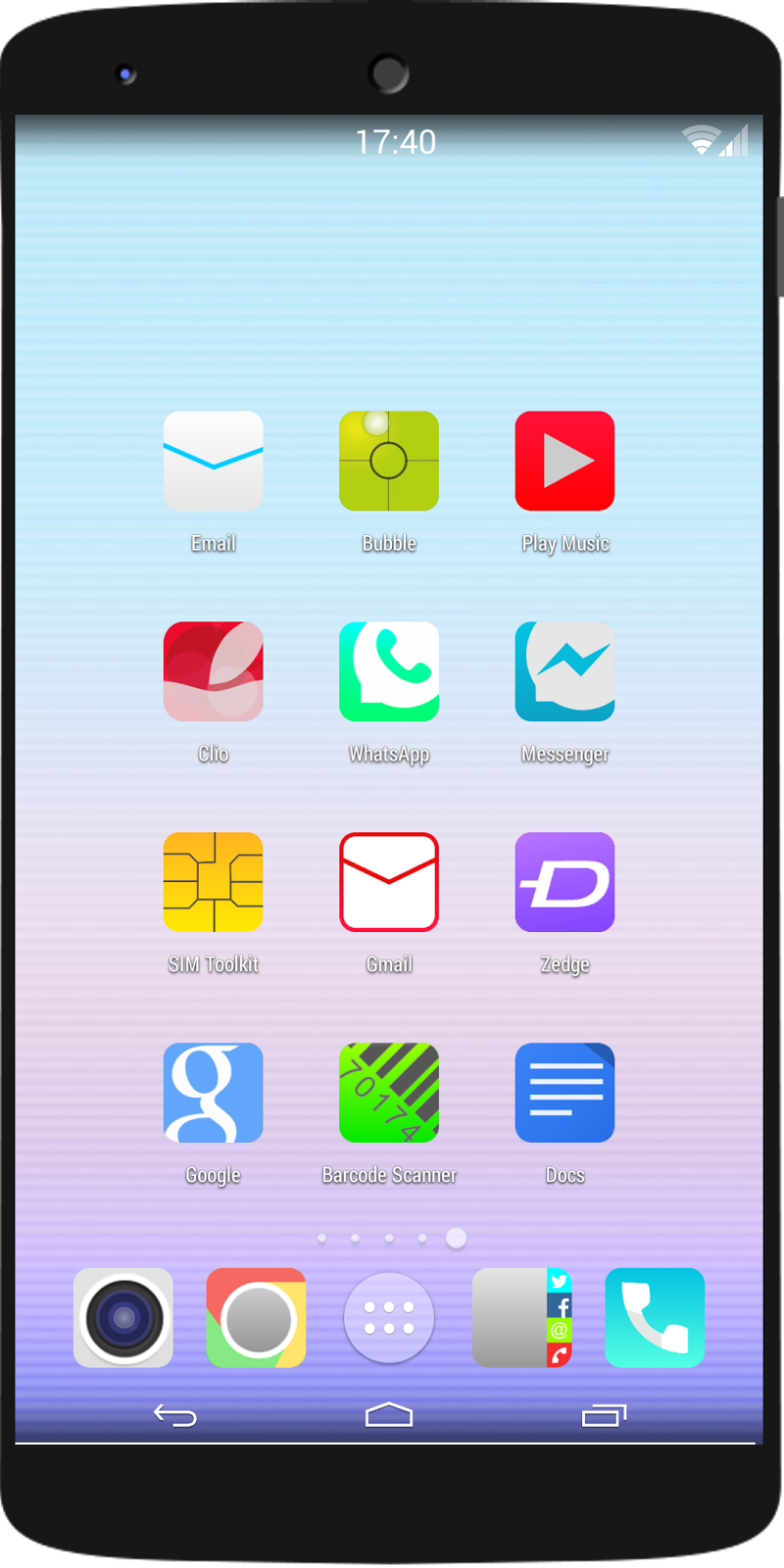 Custom themes for gmail - This Is Not An Application You Need A Pitcher Like Go Nova Apex Holo Adw Launcher And Other Custom Themes That Allow Changing Icons