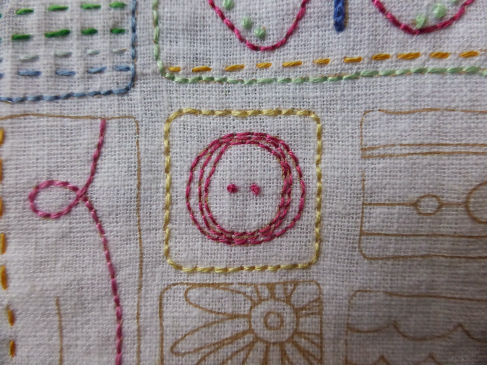 Sew Laugh Love - pattern by Leanne Beasley