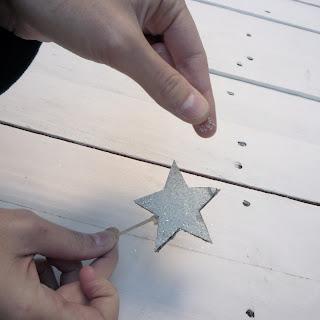 decorar arbol de navidad con purpurina self packaging