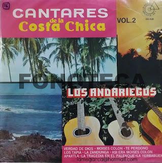 CANTARES DE LA COSTA CHICA VOL. 2