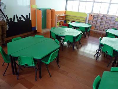 podio inauguraci n de jard n lab un proyecto masisa que On mobiliario de un jardin de niños