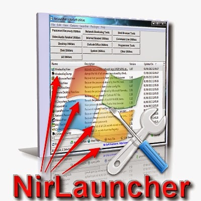 NirLauncher-Package-Portable