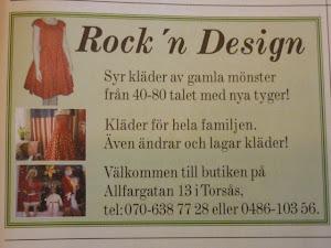 Rock & Design