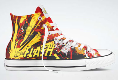 Converse All Star The Flash