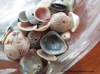 How to make a Sea Shell Necklace
