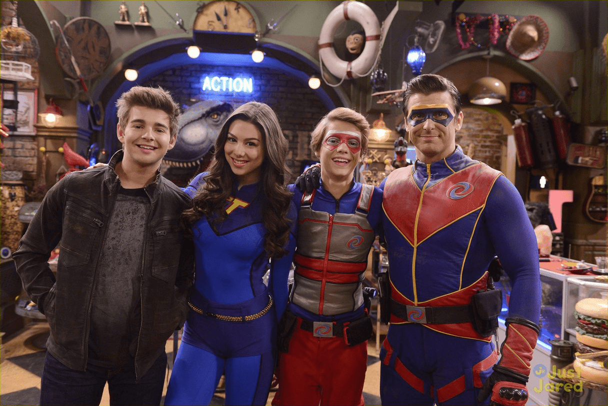 Nick uk eire hd will premiere the all new henry danger the thundermans crossover special in two parts with danger thunder part 1 airing at 4 59pm