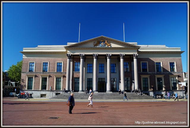 Pałac Sprawiedliwości, Leeuwarden, sąd