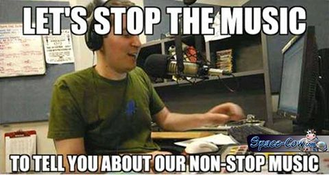 funny radio music humor