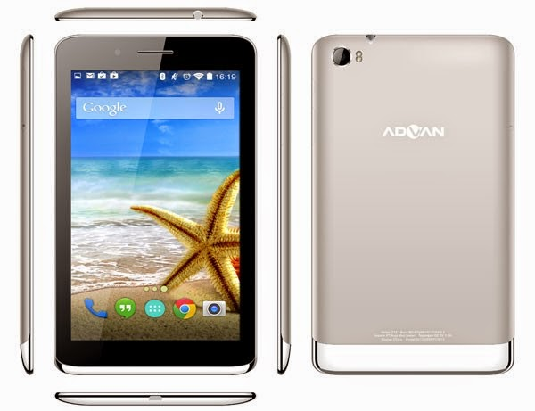Tablet Advan Sigature T1Z