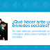 Crisis en redes sociales? Qué hacer?