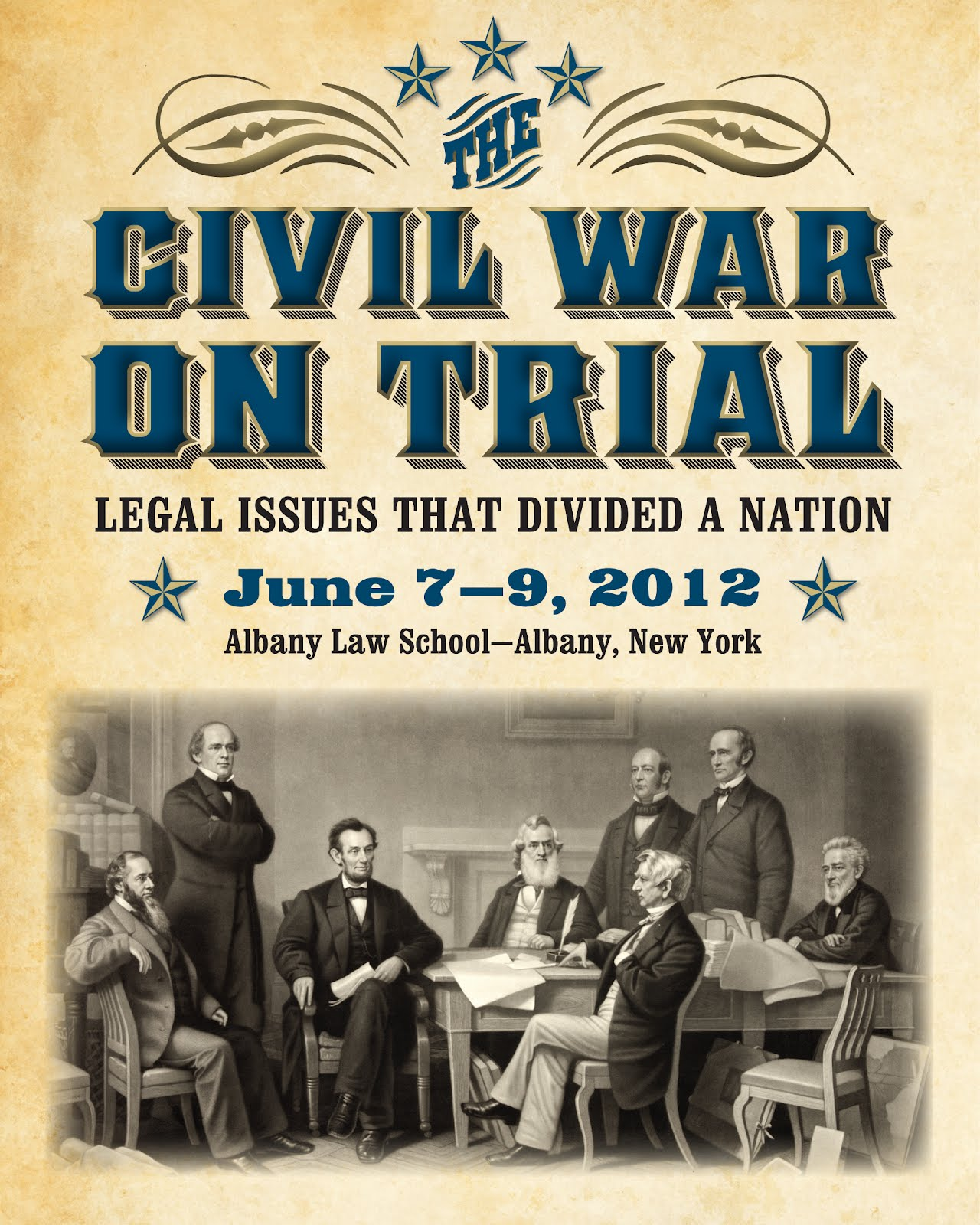 Legal History: Legal History Blog: The Civil War On Trial