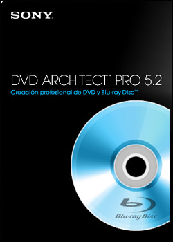 sonyarc Download   Sony DVD Architect Pro 5.2.135
