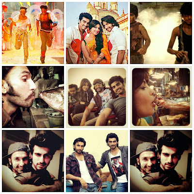 Gunday Star Cast, Posters, Stills, Ranveer Singh, Arjun Kapoor and Priyanka Chopra