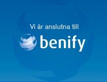 Leverantör av massage hos Benify AB