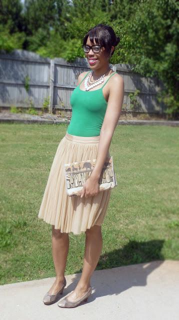 Summer Skirts Forever 21