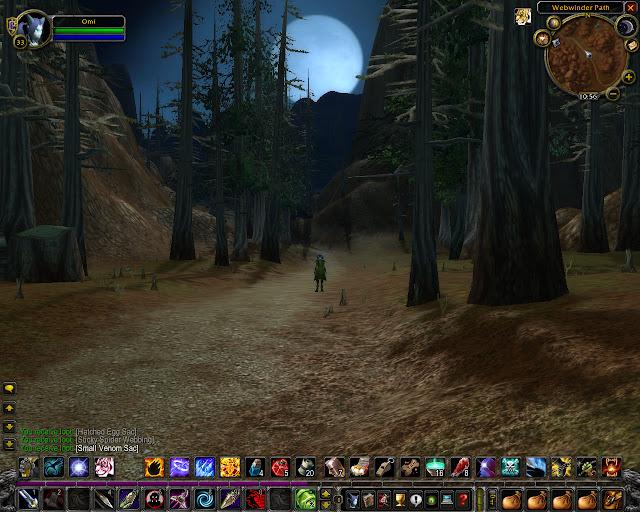 WoW - A peaceful Night Screenshot