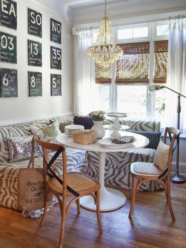 kitchen nook set ideas