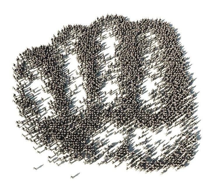 En grève le 19 octobre, après on continue