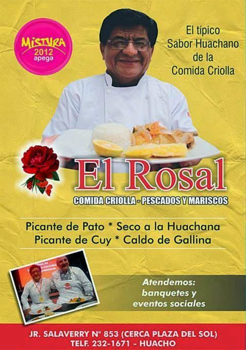 Restaurant El Rosal