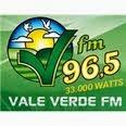 ouvir a Rádio Vale Verde FM 96,5 Jesuitas PR