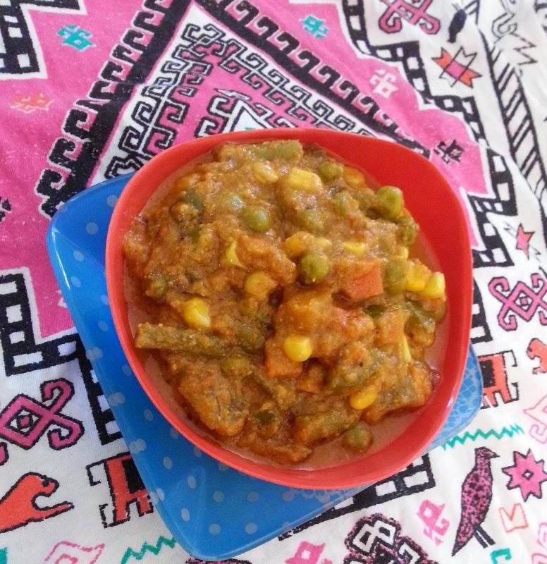 Lifes little treasures sabz jaipuri vegetable jaipuri no onion sabz jaipuri vegetable jaipuri no onion no garlic forumfinder Images