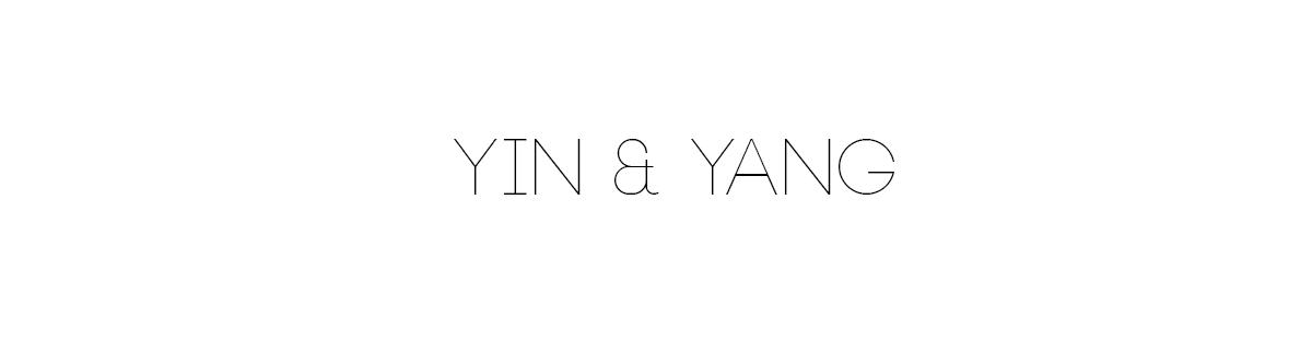 The Yin and Yang